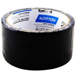 Fita Silver Tape Preta 48mm x 10m