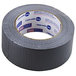Fita Silver Tape Cinza 48 mm x 50m