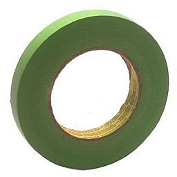 Fita Crepe Automotiva 18mm x 32m  Verde 233-Scotch