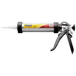 Pistola para Tubo de Silicone com Tubo de Alumínio 600ml