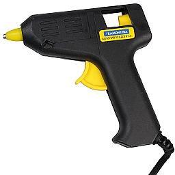 Pistola Elétrica Para Aplicação de Cola Bivolt 12W