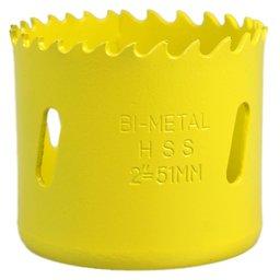 Serra Copo Bimetálica Dentes Variáveis de 51mm