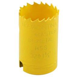 Serra Copo Bi-Metálica de 1.1/4 Pol. 32mm