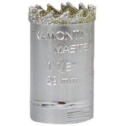 Serra Copo Diamantada de 1.1/8 Pol.