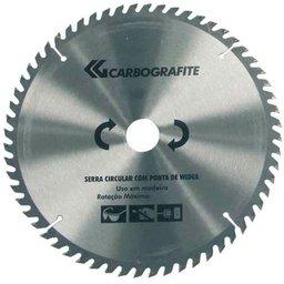 Disco de Serra Circular 9.1/4 Pol. com 48 Dentes para Madeira