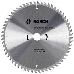 Disco de Serra Circular 254mm 60 Dentes