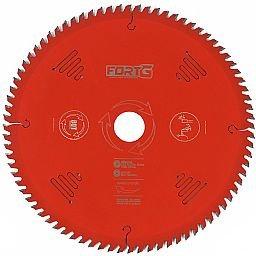 Disco de Corte para Serra Circular 250 x 30mm para Madeira com 80 Dentes
