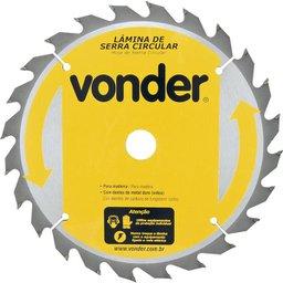 Lâmina de Serra Circular com Dentes de Metal Duro/Vídea 235 mm x 30 mm 24 Dentes