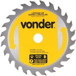 Lâmina de Serra Circular com Dentes de Metal Duro/Vídea 150 mm x 16 mm 24 Dentes
