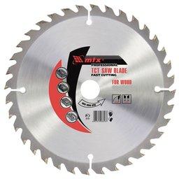 Disco de Serra Circular Wídea 300mm 96 Dentes para Alumínio