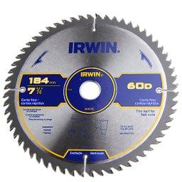 Disco de Serra Circular para Máquinas Portáteis de 7.1/4 Pol com 60 Dentes