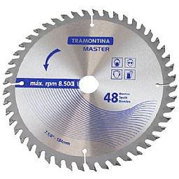 Disco de Corte para Serra Circular 7.1/4 Pol - 48 Dentes