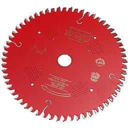 Disco de Serra Circular para Madeira 185mm x 20mm x 60 Dentes