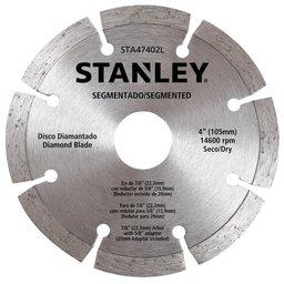 Disco Diamantado Segmentado 4 Pol.