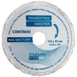 Disco de Corte Diamantado Contínuo 4.3/8 Pol. Modelo Standard