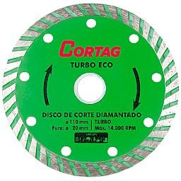 Disco de Corte Diamantado Turbo Eco 110mm