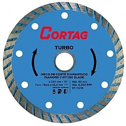 Disco de Corte Diamantado Turbo Flex 115mm