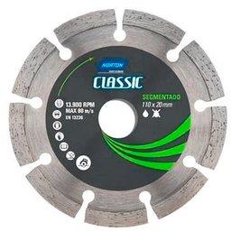 Disco de Corte Diamantado Classic Segmentado 110 x 20 mm