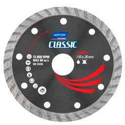 Disco de Corte Diamantado 110 x 20 mm