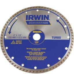 Disco Diamantado Turbo de 230mm x 22,2mm