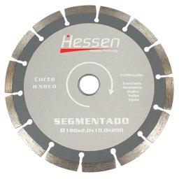 Disco Diamantado de 180mm para Concreto