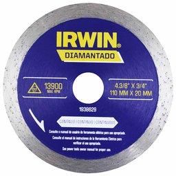 Disco Diamantado Contínuo 4.3/8 Pol.