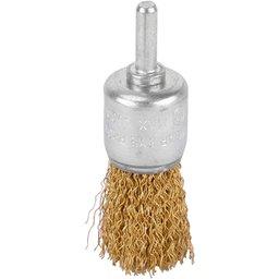 Escova de Aço tipo Pincel 25mm