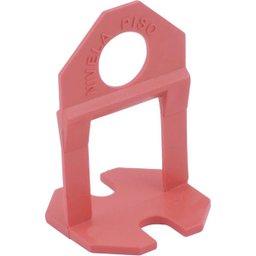 Espaçador e nivelador para piso 3,0 mm vermelho