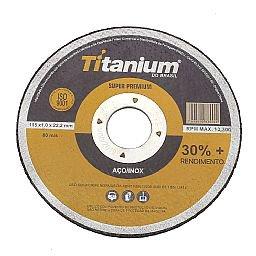 Disco de Corte Fino 4.1/2 Pol. Super Premium
