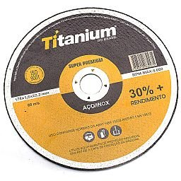 Disco de Corte Fino de 7Pol. Super Premium