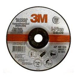 Disco de Desbaste I-Plus 115mm para Aços Inox e Alumínios