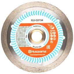 Disco Diamantado Contínuo Flx-Cut 180mm