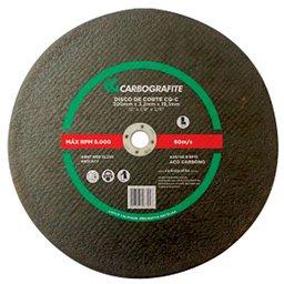 Disco de Corte para Aço Carbono e Metais de 300 x 3,2 x 15,9mm