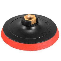 Disco de PVC para Lixadeira 4.1/2 Pol. com Sistema Fixa Fácil