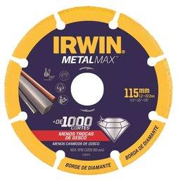 Disco de Corte Diamantado 4.1/2 x 7/8 Pol. MetalMax
