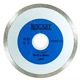 Disco Diamantado Combat 110 x 20mm Liso