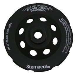 Disco de Desbaste Diamantado Segmentado 115mm