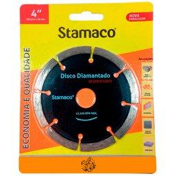 Disco de Corte Diamantado Segmentado 4 Pol. 105mm