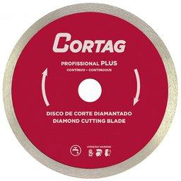Disco de Corte Contínuo Diamantado Profissional Plus 180mm