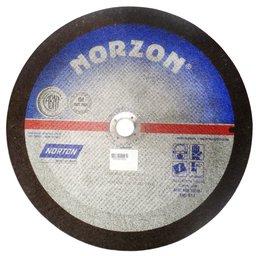 Rebolo para Desbaste de Metal 355.6 x 4.0 x 25.4 mm
