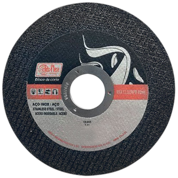 Disco de Corte Extra Fino Prata 4.1/2 x 1/25 x 7/8 Pol.
