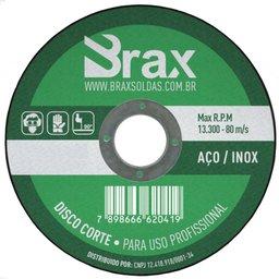 Disco de Corte para Aço Inox 4.1/2 Pol.