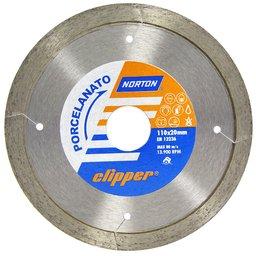 Disco de Corte Diamantado para Porcelanato 110x20mm