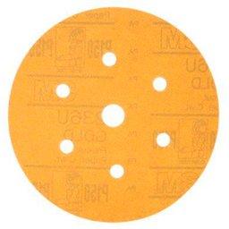 Disco para Lixamento a Seco P320 152mm Gold
