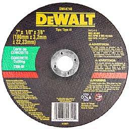 Disco Abrasivo para Concreto 7 Pol
