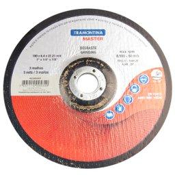 Disco de Desbaste de 7 Pol. para Aço Inoxidável