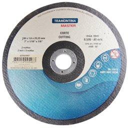 Disco de Corte Fino de 7 Pol. para Aço Inoxidável