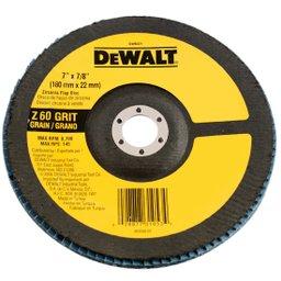 Disco de Lixa Laminado de 7 x 7/8 Pol. - 60gr