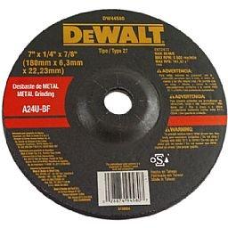 Disco para Metal de Corte Fino de 7 x 1/4 x 7/8 Pol.
