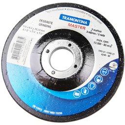 Disco de Desbaste de 4.1/2 Pol. para Aço Inoxidável